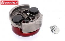 TPS7330 Sinter Tuning Clutch, 7000 rpm, Ø53 mm, Set