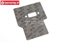 TPS0312/16 HQ Exhaust Gasket-Air guide 2-Bolt, 1 pc.