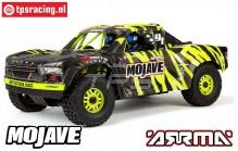 ARA106058T1 ARRMA 1/7 Mojave 6S BLX 4WD Green/Black RTR