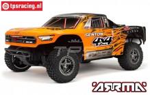 ARA102721T2 ARRMA 1/10 SENTON 3S Truck Orange