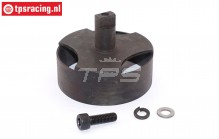 TPS0726/01 Nitrated Clutch Bell DBXL-MTXL, 1 pc