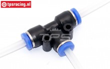 TPS0968/02 Hydraulic T connection screwable, 1 pc.