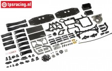TLR358000 Electric Conversion Kit, LOSI 5IVE-T/TLR 5IVE-B, Set