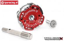 TXLS510-L-Mix Tourex Big Speed 2 Adjustable, Set