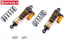XR-FG8056DRGY X-Rider Flamingo Tuning Shocks, Set