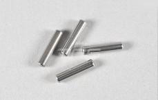 Mecatech rem hevel pen, (Ø2,5-L6 mm), (Gehard staal), 4 St.