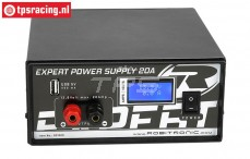 R01020 Power Suply 220-12 Volt- 20 Ampère, 1 pc.