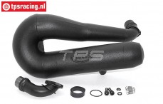 SAM7150 Samba 7 Tuning pipe FG 4WD, Set.