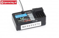 2020012 Absima R4WP Mini Ultimate receiver, 1 pc.