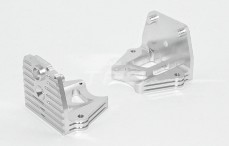 Area RC, Engine Mount, (X-maxx TRX7760), (Silver Alloy), Set
