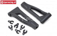 ARAC9043 Arrma upper suspension arm, Set