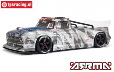 ARA7615V2T2 ARRMA INFRACTION 6S BLX Silver
