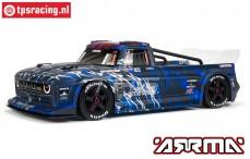 ARA7615V2T1 ARRMA INFRACTION 6S BLX-V2 Bleu