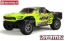 ARA102721T1 ARRMA 1/10 SENTON 3S Truck Green