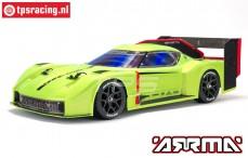 ARA4319V3BT2 VENDETTA 4X4 3S BLX Speed Bash Racer RTR, Gr.