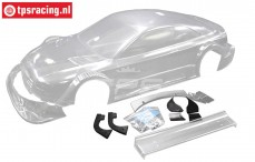 FG4159 Audi RS5 Ultra Body Transparant, Set