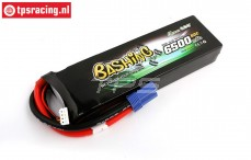 GA6500B Gens Ace Bashing 6500 mAH 11.1V 3S 60C, 1pc.