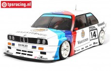 BMW M3 E30 Sports-Line 4WD-530 RTR, (Painted body)