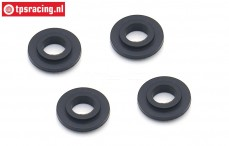 BWS51085/04 Lower Shock ring BWS-LOSI, 4 pcs