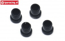 BWS51085/04 Upper Shock mount bushing BWS-LOSI, 4 pcs