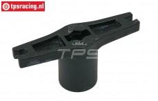 TPS9022 Plastic Multi-Tool 24 mm Hex, 1 pc.
