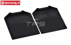 BWS53013 Mud flap BWS-LOSI, 2 pcs.