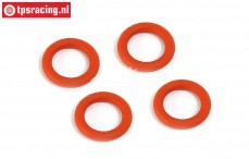 BWS53023 Differential Silicone O-ring, (BWS-LOSI-TLR), 4 pcs.