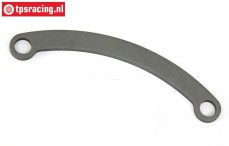 BWS54003 Servo-Saver Steering link BWS-LOSI, 1 pc.