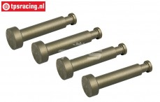 BWS55001 Front king pin BWS-LOSI, 4 pcs.