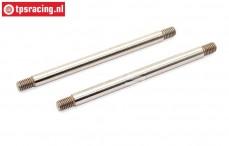 BWS55009 Hinge Pin Outer BWS-LOSI, 2 pcs