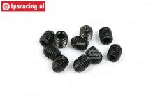 BWS56051 Hex Headless Pin (M5-L6 mm), 10 pcs