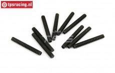 BWS56052 Hex Headless Pin (M5-L40 mm), 10 pcs
