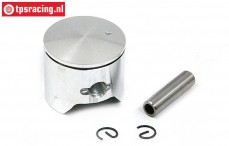 BWS57009 Piston 29 cc (Ø36-S28) BWS Racing, Set