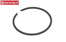 BWS57053 Flex Piston ring 38 cc Ø40-D1,0 mm, 1 pc.