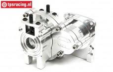 BWS59018 Closed aluminum differential housing, (BWS-LOSI), set