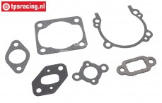 BWS59080/29 Gaskets 4-Bolt BWS Racing, Set