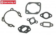 BWS59080/29 Gaskets 2-Bolt BWS Racing, set