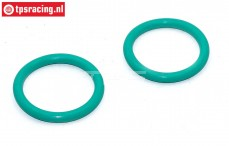 BWS59083/08 BULL Racing Pipe O-ring, 2 pcs.