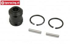 BWS59023 Drive pinion Coupler, (BWS-LOSI-TLR), ser