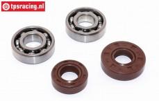 TPS0311/50S SKF C3-Viton Tuning bearing, Set