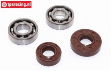 TPS0311/14S Crank Shaft Bearing-Viton BWS-CY-Feulie, Set