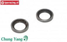 CY0311/08 Needle bearing washer CY, 2 pcs.