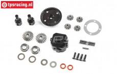 LOS242033 Differential front/rear LMT Truck, Set