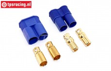 TPS83510 EC8 Gold plugs, 2 pcs.