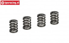 FG10073 Clutch Spring Ø1,5-L11,2 mm, 4 pcs.