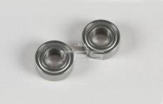 Koppeling klok lager, (Ø8-Ø16-H6 mm), FG F1, 2 st.