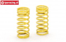 FG10192 Shock spring progressive yellow Ø2,5-L48 mm, 2 pcs.