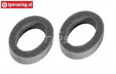 FG10466/05 Foam filter insert pre-olied, 2 pcs.