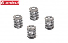 FG10530/06 Clutch spring Ø1,7-Ø5,5-L10 mm, 4 pcs.