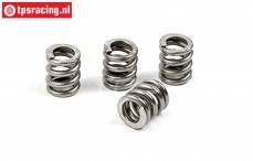 FG10530/06 Clutch spring, (Ø1,7-Ø5,5-L10 mm), 4 pcs.